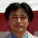 現場代理人を務める松井建設東北支店の遊佐敏明氏