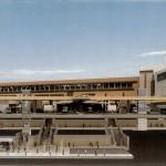 第II期は4分割発注へ 駅前広場再整備 バス交通島や地下道を新設(仙台市)