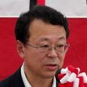 県東部土木事務所の金子所長