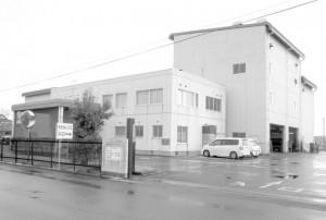 新施設完成後に解体する現リサイクルセンター