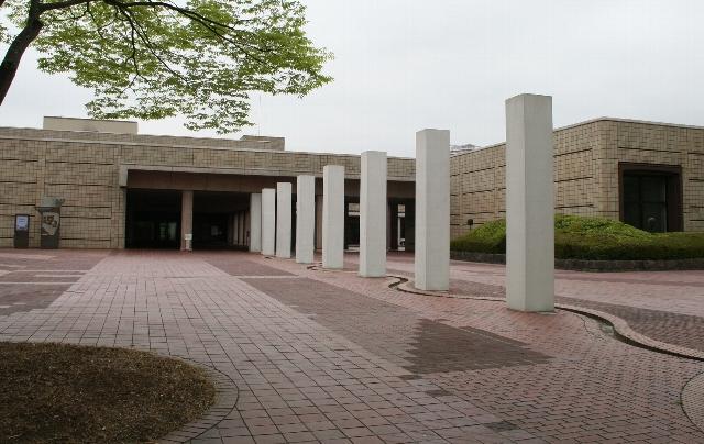 既存施設をリニューアルする宮城県美術館