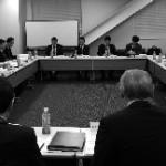 業務平準化が最重要 東北整備局と意見交換(建コン東北支部)