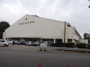 現在の千葉公園体育館