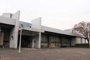 長寿命化へ設計に着手する県文化会館