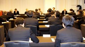 総合評価委員会で新たな取り組み方針が審議・了承された