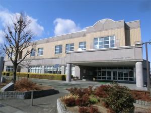 外壁や空調設備などを大規模改修する東松島市コミュニティセンター