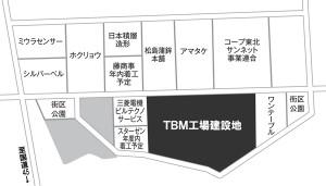 多賀城市と協定を結んだ際の完成イメージ図(2017年12月)
