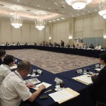 安定経営へ活発な意見 関東地整と意見交換(県建設業協会)