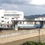 8年かけて全面改修する江尻排水機場