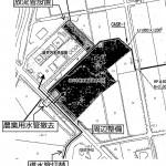 下田最終処分場の建替予定地