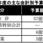 よ0606 蔵王町:20年度当初予算案-表2