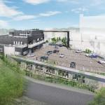 建築工事を公告 新町の複合施設整備(佐倉市)