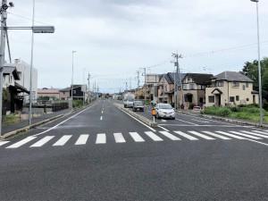 開通済みの大膳野町誉田町線
