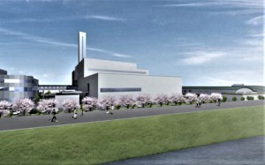 次期クリーンセンターの整備イメージ