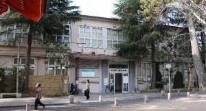複合施設に建て替える八幡分庁舎