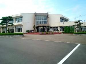 来年度に大規模改修を予定している小野市民センター