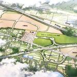 SIC周辺整備に106億円 工業団地や道の駅など(宮城県 白石市)